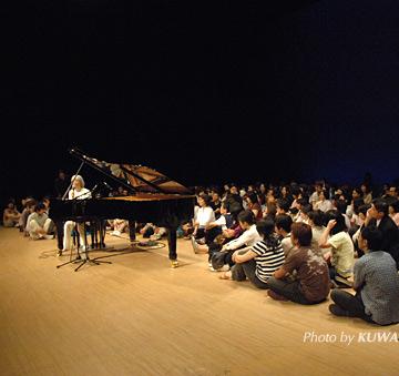 地球の心、平和の祈りコンサート